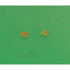 004-ААА Указатель поворота (фонарь габаритный 14.3726/16.3712) оранжевый