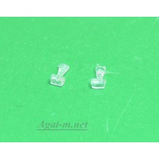 069-1-ААА Фонарь освещения «гармошки» белый 1.368.2-000