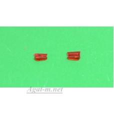 071-ААА Фонарь габаритный красный 1.370.1-000