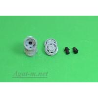 033Д-1-АЗС Комплект на Горький-3302/2705 диски передние, задние и 2 ступицы