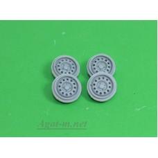 039Д-АЗС Комплект дисков для ВАЗ-2112, 4шт.