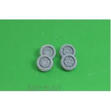 040Д-АЗС Комплект дисков для ИЖ (6 отверстий), 4шт.
