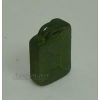 002-АЗС Канистра 20 л. зеленая (олово)