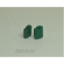 012-2-АЗС Канистра 20 л. зеленый, 1шт.