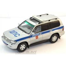 "003А-АДЛ Toyota Land Cruiser 100 ""ДПС"" г. Москва"