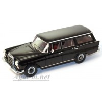 006А-АДЛ Mercedes-Benz 220 W110 Universal (2 lights) black