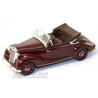 007А-АДЛ Mercedes-Benz 170V Cabrio (maroon)
