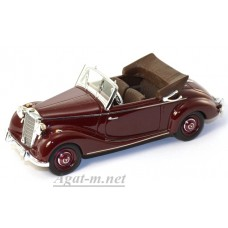 007А-АДЛ Mercedes-Benz 170V Cabrio (maroon)