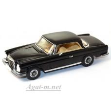 008А-АДЛ Mercedes-Benz 300SE Coupe W112/3 (Black)