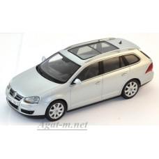 Volkswagen Golf V Variant, серый металлик