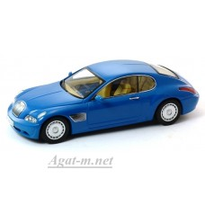 BUGATTI EB 118 Paris 1998 г. FRENCH RACING BLUE