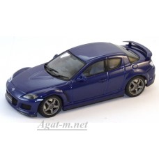 55932-AVT Mazda Speed RX-8 2005г. start blue