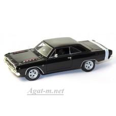 43000-HW Dodge Dart GTS 1968г. Глянцевый черный