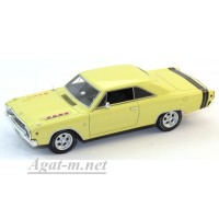43007-HW Dodge Dart GTS 1968г. желтый