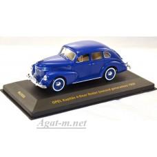 050MUS-IX OPEL KAPITÄN Sedan (второй серии) 1950 Blue