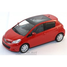 03630R-KYS Toyota YARIS 2014г. red