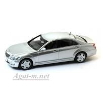 03632S-KYS Mercedes-Benz S600L (W221) Silver