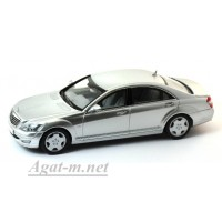 03632SS-KYS Mercedes-Benz S 600 Guard (V221) Silver