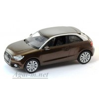 03801TBR-KYS AUDI A1 2011 г. Tick Brown