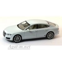 03821GW-KYS Audi A7, Gletscher White Metallic