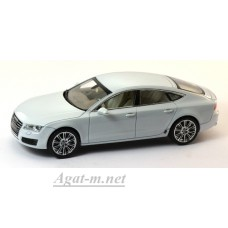 03821GW-KYS Audi A7, Gletscher White Metallic
