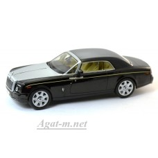 Масштабная модель Rolls Royce Phantom Coupe, Diamond Black