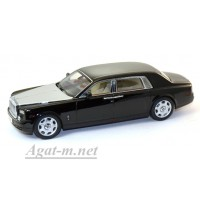 05541DBK-KYS Rolls Royce Phantom EWB, Diamond Black