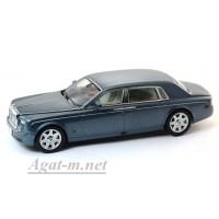 05542LBL-KYS Rolls Royce Phantom, Lunar Blue