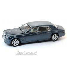 Масштабная модель авто  Rolls Royce Phantom, Lunar Blue