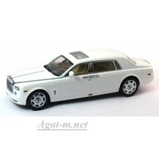 Масштабная модель  Rolls-Royce Phantom Extended Wheelbase 2003 г. English White II
