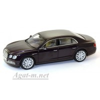 05561D-KYS Bentley Flying Spur W12, Damson