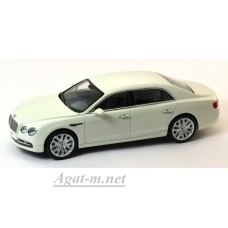 05561GW-KYS Bentley Flying Spur W12, Glacier White