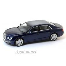 Модель авто Bentley Flying Spur W12 темно-синий