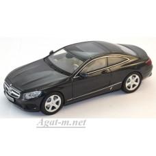 66961240B-KYS Mercedes-Benz S-Class C217 Coupe 2014г. black