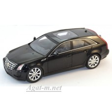 100945-LUX Cadillac CTS Sport Wagon, black raven