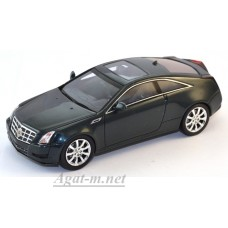 101140-LUX Cadillac CTS Coupe, thunder gray