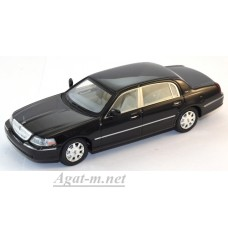 101379-LUX Lincoln Town Car 2011г. black