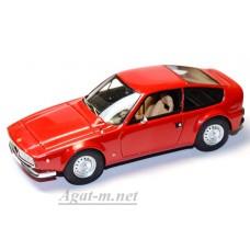 Масштабная модель Alfa Romeo Junior Z 1600 1974 красная