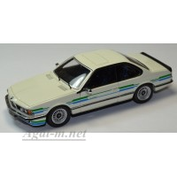 0742S-SPK BMW Alpina B7 Turbo 1985 White