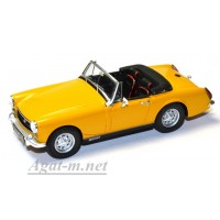 0816S-SPK MG Midget MK III, 1972 Yellow