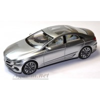 1055S-SPK Mercedes-Benz F800 Concept 2010 Silver