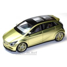 Масштабная модель Mercedes-Benz Blue Zero Concept  2010