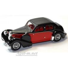 Модель авто Bugatti 57 Galibier 1939