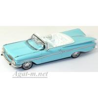 2901S-SPK Chevrolet Impala Convertible 1959 blue