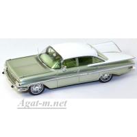 2904S-SPK Chevrolet Impala Sedan Six Windows 1959