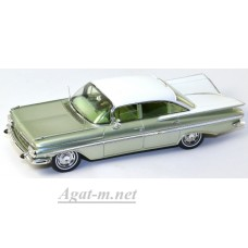 Масштабная модель Chevrolet Impala Sedan Six Windows 1959