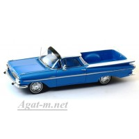 2906S-SPK Chevrolet Impala El Camino 1959 г. Blue