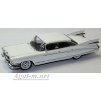 2914S-SPK Cadillac Fleetwood Sixty Special Sedan 1959 White