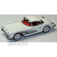 2967S-SPK Chevrolet Corvette C1 Hard Top 1960