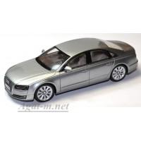 3466S-SPK Audi A8 2014 - silver